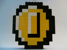8-bit lego art, | gaming obsessed