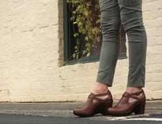LIFE IN MOD: A random spot, a pair of super comfy booties...