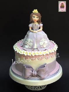 1000 Images About Cakes Princess Sofia The First On