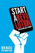 Start a Revolution: Stop Acting Like a Library by Ben Bizzle with Maria Flora  #DOEBibliography