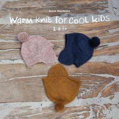 Warm Knit for Cool Kids - Bøger