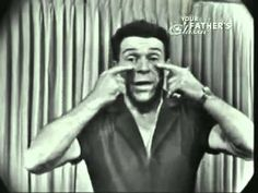 Jack Lalanne Face Workout 1 of 30 - YouTube