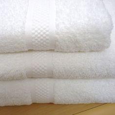 Serviettes de qualité hôtel 550 g/m² Spring Trends, Bath Time, Towels, Lifestyle, Hand Towels, Towel, Bath Linens