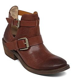 Lucky Brand Chaves Booties #Dillards