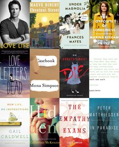 April Must Reads