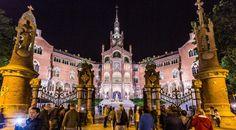 Sant Pau se convierte en una sala de conciertos durante Museos en la noche | Sant Pau Recinte Modernista