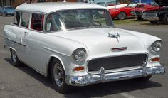 1955 Chevy, 1955 Chevrolet, Chevrolet Suburban, Chevy Classic, Classic Cars, Surf Rods, Chevy Nomad, Old Wagons, Sweet Cars