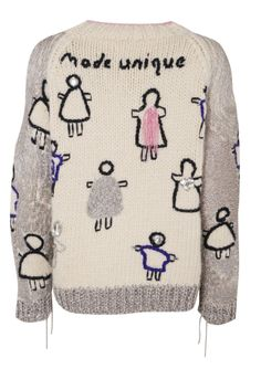 The Christmas jumper by Wool and the Gang supports Save the Childrens 2013 Christmas Jumper Day campaign. Save the Children has taken its an...