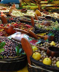 Olives! I loves me some olives