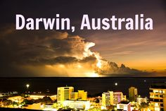 Things to Do in Darwin Australia - definitely need this advice for January trip! Darwin Australia, Western Australia, Australia Travel, Australia Visa, Melbourne, Sydney, Great Barrier Reef, Stuff To Do, Things To Do