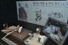 Hardy Brothers in Chadstone celebrated Baume & Mercier's 160 year anniversary down under.