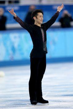 Daisuke Takahashi Photos: Winter Olympics: Figure Skating