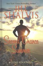 Second Chance Summer by Jill Shalvis Hardcover Book (English)