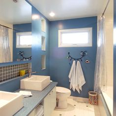 Kids Bathroom Design Ideas, Pictures, Remodel, and Decor - page 5