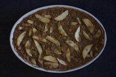 Baked Cinnamon Apple Oatmeal (via marriahlavigne.com)