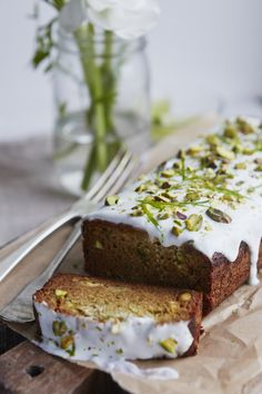 Take a look at this Pistachio Lime courgette cake recipe from Natasha Corrett. A cake with vegetables included will tick all the boxes!