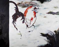 "Saatchi Art Artist Celina Quesada; Painting, ""Capo"" #art"