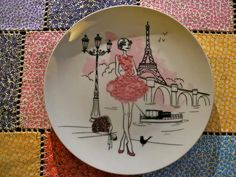 Ulala Decorative Plates, Tableware, Home Decor, Dinnerware, Decoration Home, Room Decor, Tablewares, Dishes, Home Interior Design
