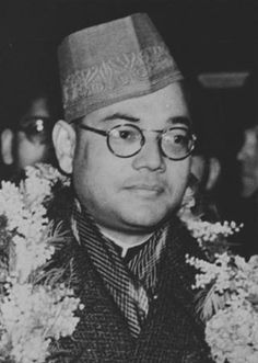 Potrait of Netaji Subhas Chandra Bose Rare Pictures, Rare Photos, Real Hero, My Hero, Freedom Fighters Of India, Subhas Chandra Bose, Indian Artwork, Rare Historical Photos, India Independence