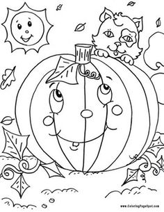 candy corn trinity coloring pages - photo#22