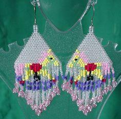 Rocking Horse Earrings by handmadebyartie. $30.00 The earrings are designed by Sigrid Wynne-Evans.