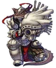 O'pari - Characters & Art - Terra Battle
