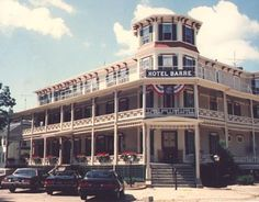 Prior To The Fire In August There Was Once A Historic Hotel Called Barre It On Town Square Machusetts