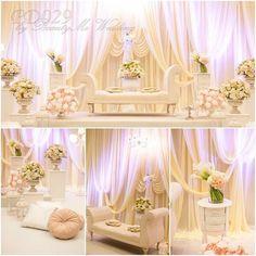 beautymewedding's photo on Instagram Wedding Stage Backdrop, Wedding Entrance, Wedding Stage Decorations, Wedding Mandap, Backdrop Decorations, Wedding Venues, Wedding Lounge, Wedding Set Up, Purple Wedding