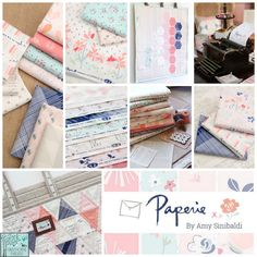 Paperie Fabric Poster