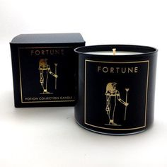 Potion Candle ~ Fortune