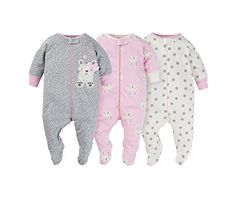 Top 10 baby zipper onesie Products Comparison With Their Features & Pictures