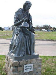 Nuestra Señora Gaucha del Mate. Gualeguaychú, Entre Ríos. (Gracias María Florencia Korell