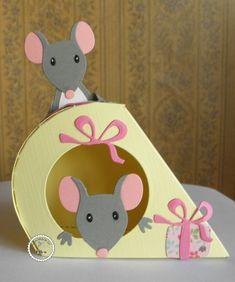 Vandaag een kaasje met de muisjes, had vorige week het leuke patroon met het kaasje van Marleen al opgeslagen omdat ik hem wilde gaan make...