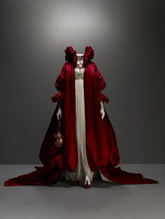 I love the little red riding hood cape!