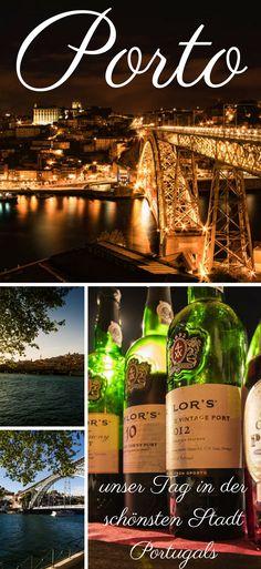 Porto - die für uns schönste Stadt Portugals. Wir haben dort einen Tag mit Freunden verbracht. Was wir dort erlebt haben erfährst du in diesem Reisebericht.