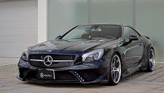 Hai-Line: Mercedes SL von Tuner Vitt Performance: Mit dem Zubehör des…