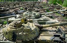 Armor Junkyard   Pasha Itkin