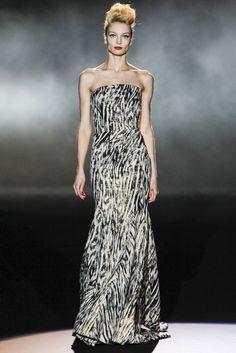 Badgley Mischka - print animal passion! este vestido a mi armario! abracadabraaaa!! :( no ha funcionado...