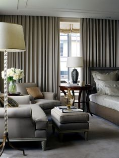 Spaces Bedroom Window Treatments Design, Pictures, Remodel, Decor and Ideas - page 15