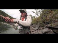 Fly Fishing - Hooké à Gaspé! Part 1 - YouTube