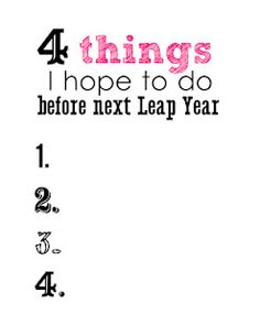 Leap years, Printable party and Frogs on Pinterest