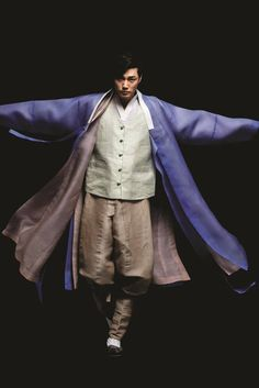 Men's Hanbok by LYNN