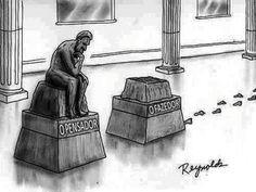 O Pensador X  O Fazedor