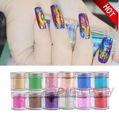 I find an excellent product on @BornPrettyStore, Dazzling Starry Mixed Metals Nail Art Roll Fo... at USD $2.99. http://www.bornprettystore.com/-p-5361.html