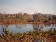 Linda represa da nossa saudosíssima ex fazenda em Gurupi - GO (Hoje Tocantins)