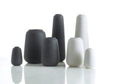 Ny keramikk hos tips: Ditte Fischer Knife Block, Henna, Behance, Ceramics, Vases, Pots, Crafts, Beautiful, Design