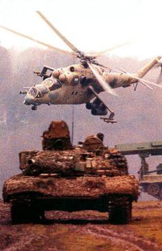 Mil Mi-24Hind (Source)
