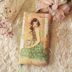 PREORDER UNTIL 27TH OCTOBER - 2016 Pocket Diary -  Mademoiselle Snow