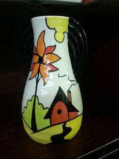 Lorna Bailey  SOLITAIRE jug Excellent Condition