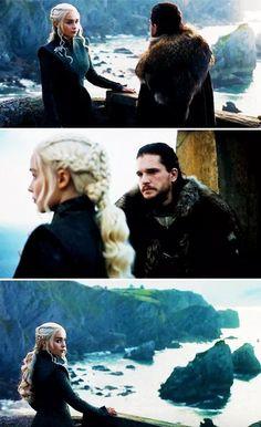 Jon & Daenerys
